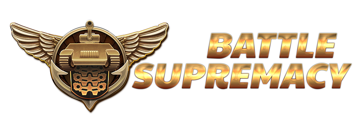 Battle Supremacy Title Treatment Battle Supremacy Hack