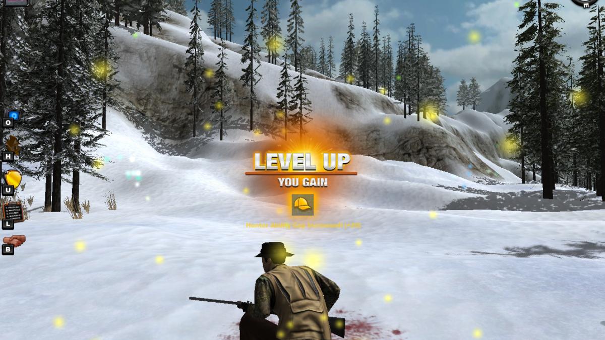 DeerHunter_levelup