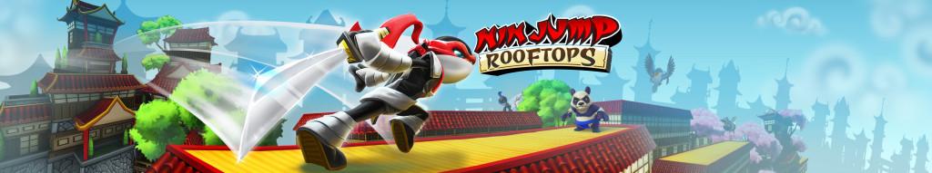 NinJump Rooftops banner