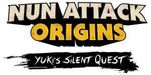 Nun Attack Logo