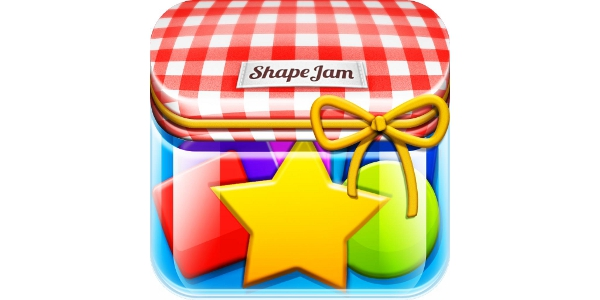 Shape Jam Logo Mail