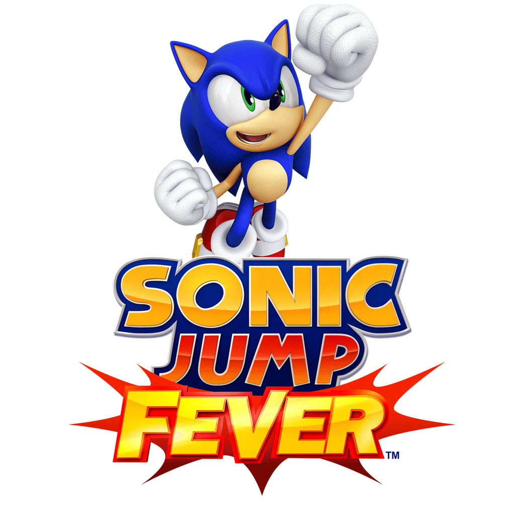 Sonic Jump Fever Logo