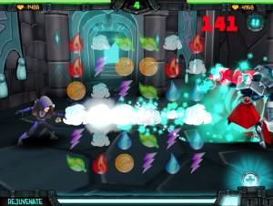 Spellfall - Gameplay 1