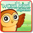 Word Bird Supreme logo