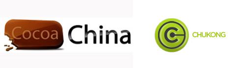 CocoaChina and Chukong logos