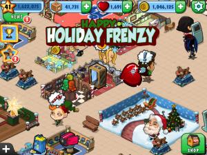 Mall Stars Winter Wonderland screenshot
