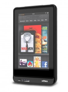 Nyko Power Case for Kindle Fire.