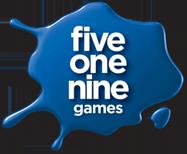 fiveonenine games logo