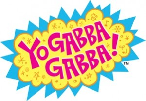 Yo Gabba Gabba! logo