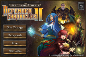 Defender Chronicles II