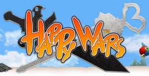 Happy Wars Logo