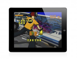 Jet Set Radio for iPad screenshot