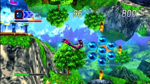 NiGHTS into dreams... screenshot