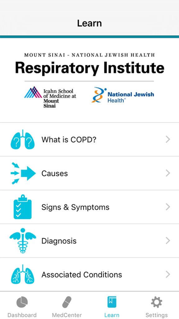 COPD Nav 5