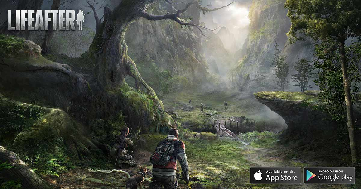 NetEase Launches LifeAfter, a Zombie Survival MMOPRG for iOS and