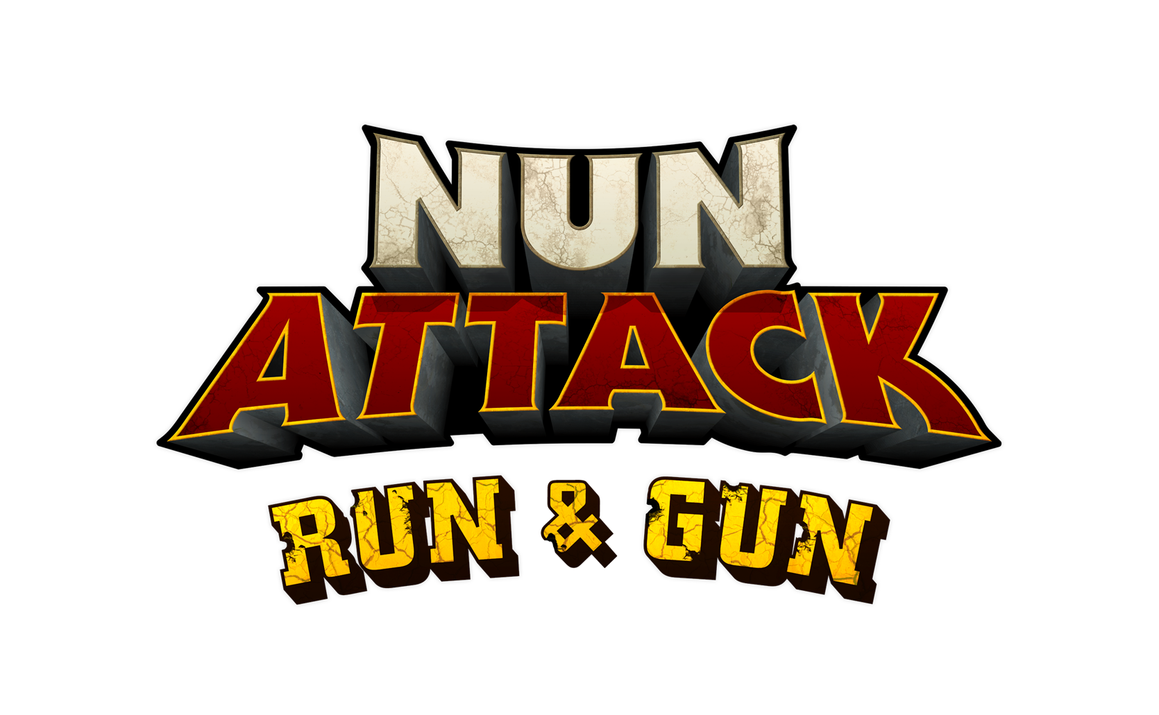 Frima Studio nuns run the underworld in nun attack: run & gun, now