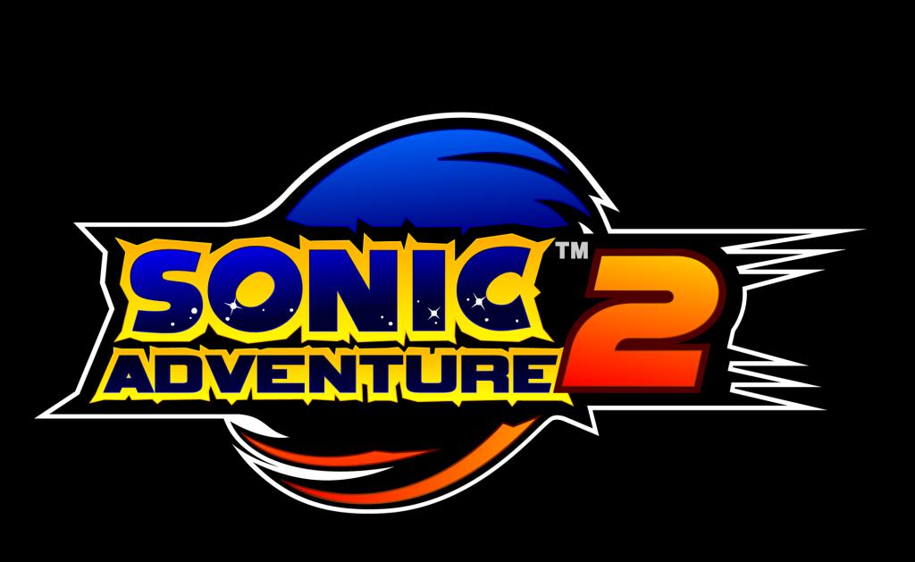 Sonic Adventure 2 logo