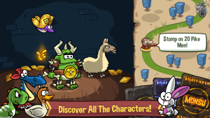 Monsu_Discover_All_The_Characters