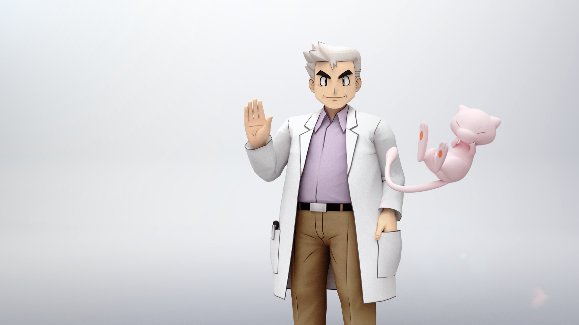 For The First Time Ever Professor Oak Can Battle As A Pokemon