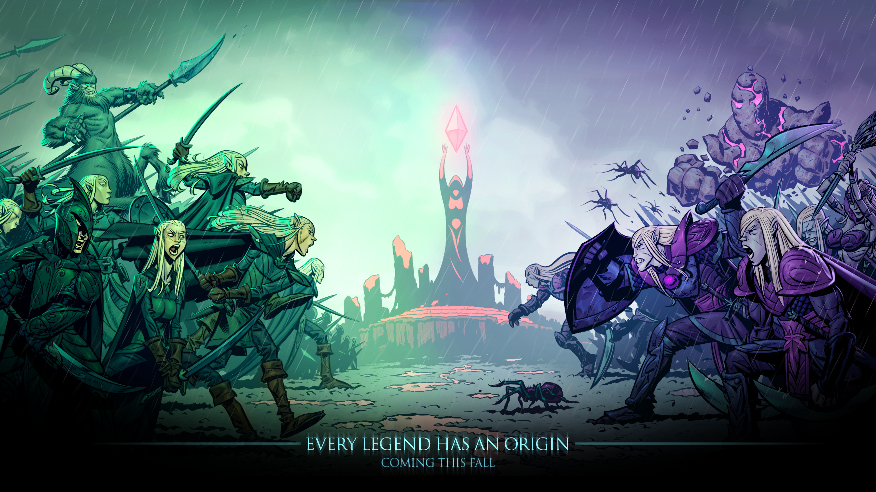Sharpen Your Blades! Kingdom Rush: Origins Marching Onto iOS
