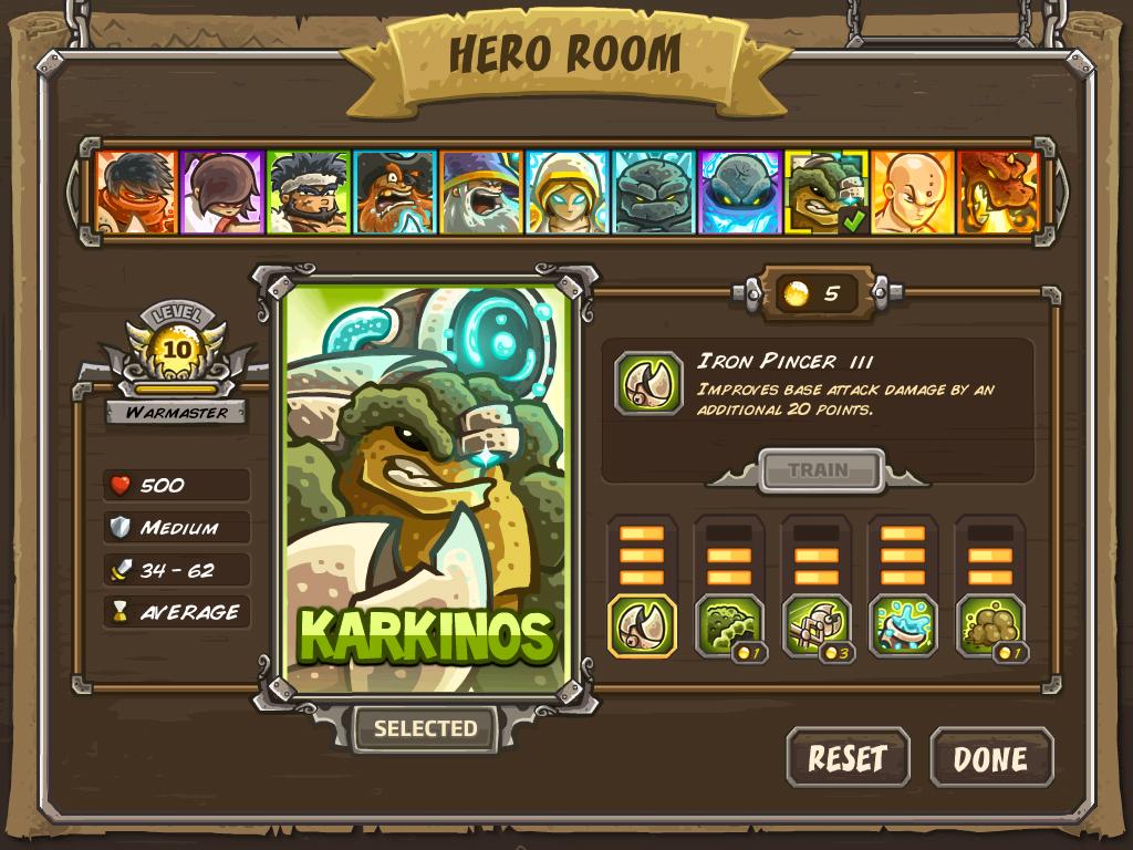 Release the Kraken! Kingdom Rush: Frontiers gets Rising