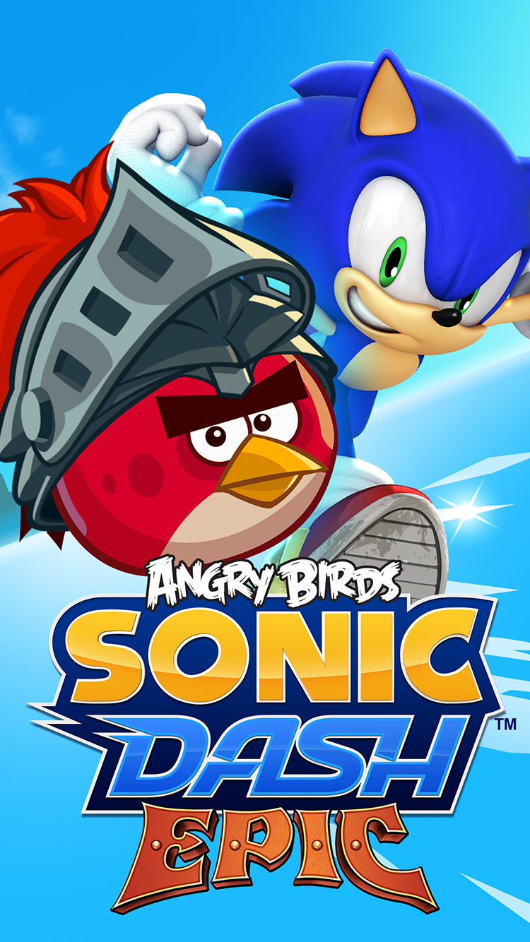 Sonic Dash - Epic - Screenshot 01