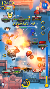 Sonic Jump Fever 01 - iPhone5