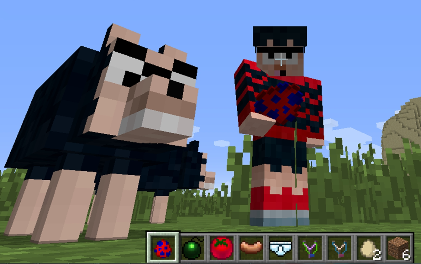 Still-of-Dennis-the-Menace-and-Gnasher-Minecraft-characters-image-3.-Credit-DC-Thomson-Frima-Studios