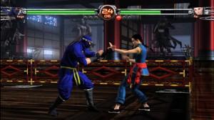 Virtua Fighter 5 Final Showdown screenshot