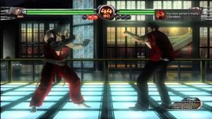 Virtua Fighter 5 Final Showdown screenshot - Jean Kujo