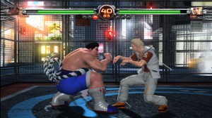 Virtua Fighter 5 Final Showdown screenshot - Taka-Arashi