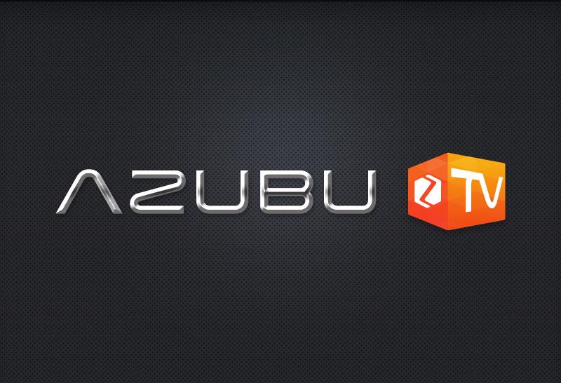 azubu black logo