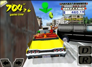 Crazy Taxi mobile screenshot