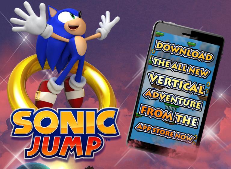Sonic Jump image