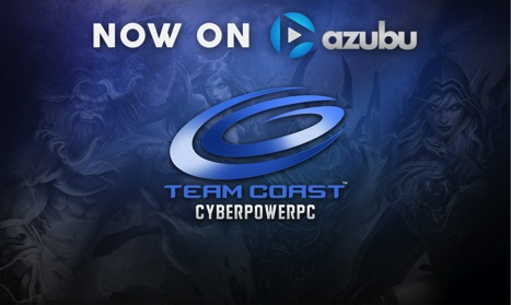 team coast signs with Azubu